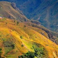 Hai Haiti: De bergen van Haiti