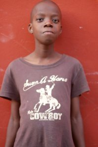 Hij had geen idee wat een cowboy was.